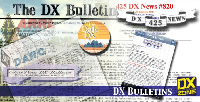 5 Top DX Bulletins