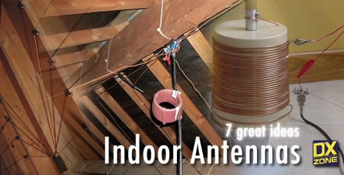 7 ideas for Indoor Antennas