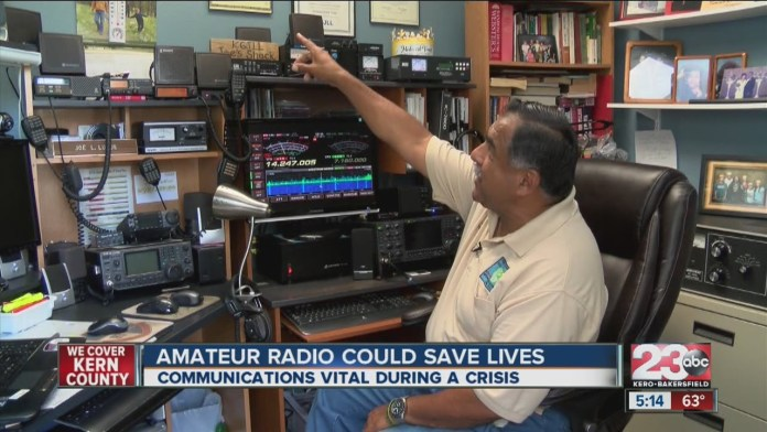 Ham radio could save lives in times of emergency