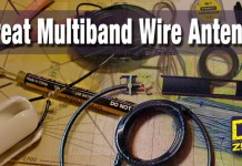 Multiband Wire Antennas