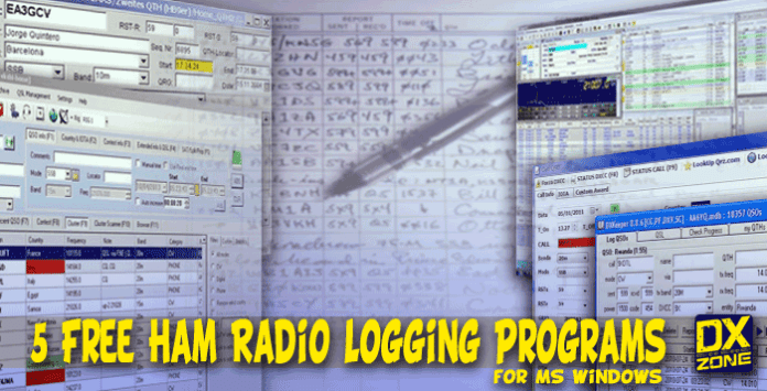 5 Free Amateur Radio Logbook Programs Worth a Try