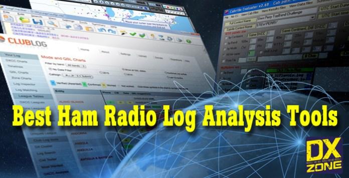 Best Ham Radio Log Analyzers