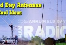 Fiel Day Antennas