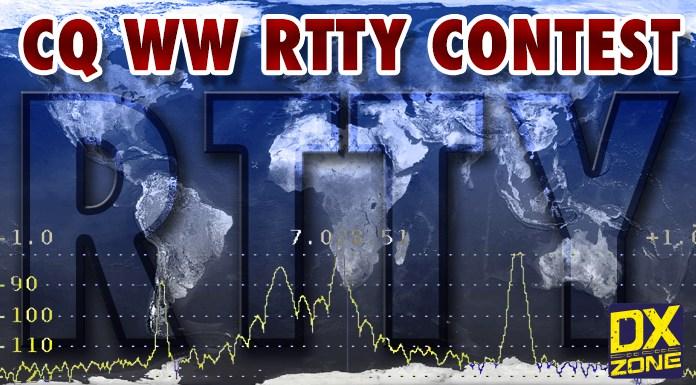 CQ WW DX RTTY Contest 2017