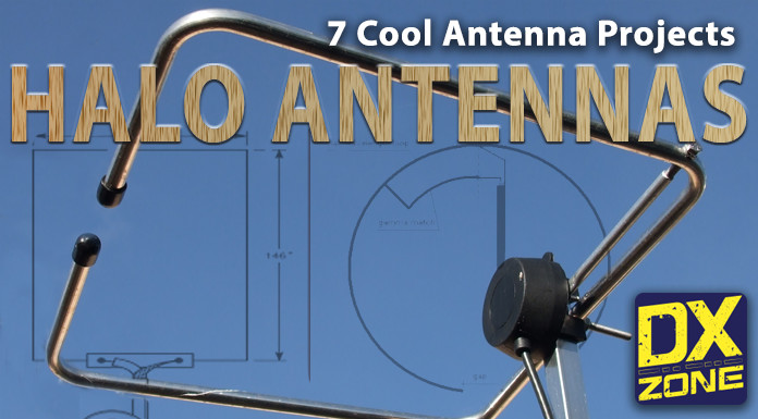 7 Cool Halo Antenna Projects You Can Make
