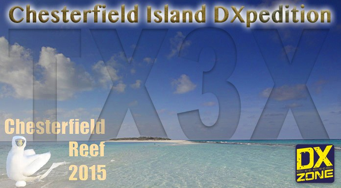 TX3X Chesterfield Reef