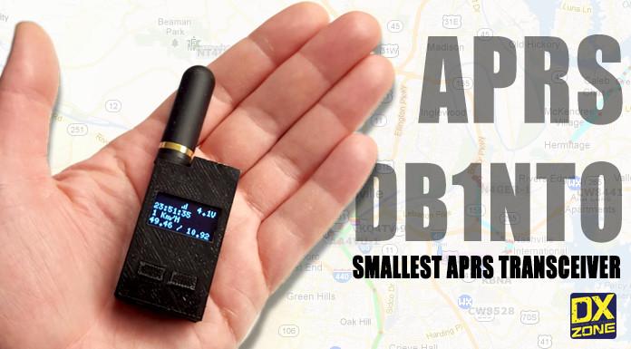 DB1NTO APRS Transceiver