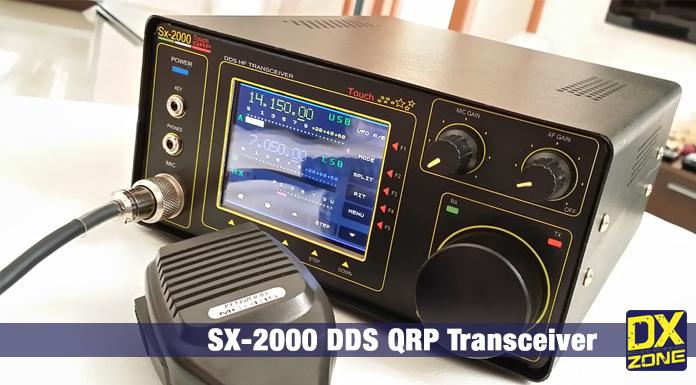 SX-2000 QRP HF Transceiver