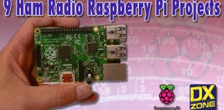 9 ham radio raspberry pi projects