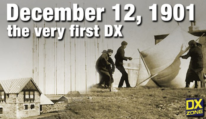 The Very First DX – December 12, 1901