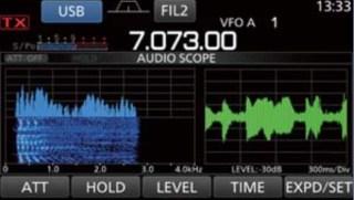 FFT scope/Oscilloscope