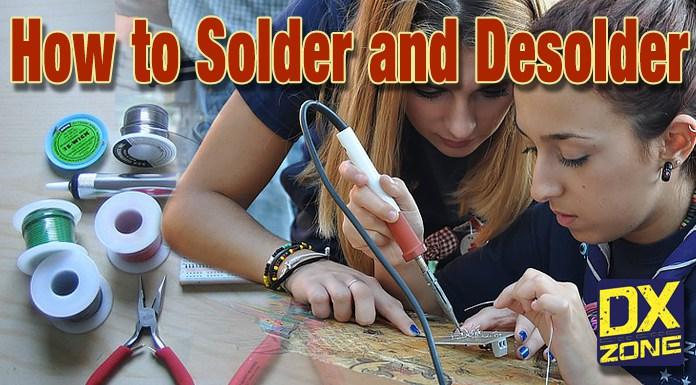 How to Solder and Desolder