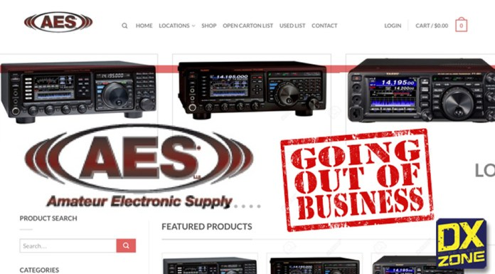 AES amateur Electronic Supply