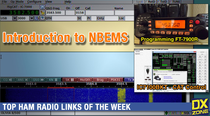 Top Amateur Radio links of the week Issue 176