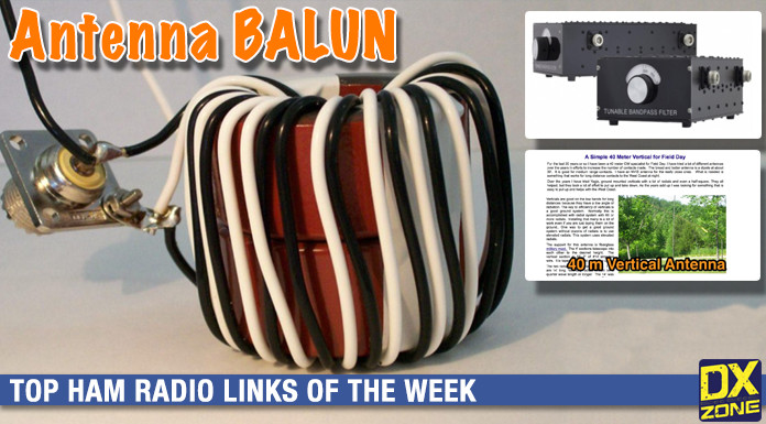 Top Amateur Radio links of the week Issue 173