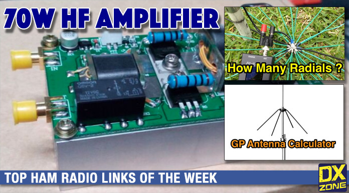Top Amateur Radio links of the week Issue 174