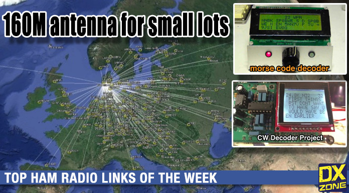 Top Amateur Radio links of the week Issue 1710
