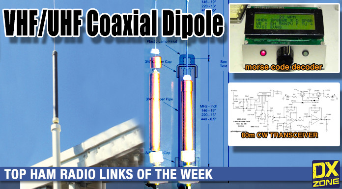 Top Amateur Radio links of the week Issue 179
