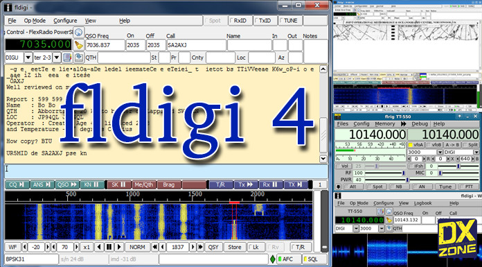 Fldigi 4.0.1 released