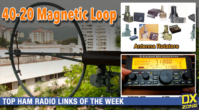Top Amateur Radio links of the week Issue 1713