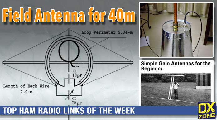 Top Amateur Radio links of the week Issue 1714