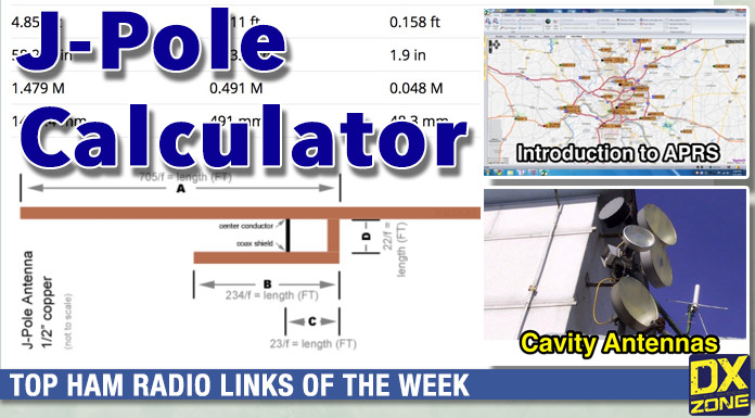 Top Amateur Radio links of the week Issue 1717