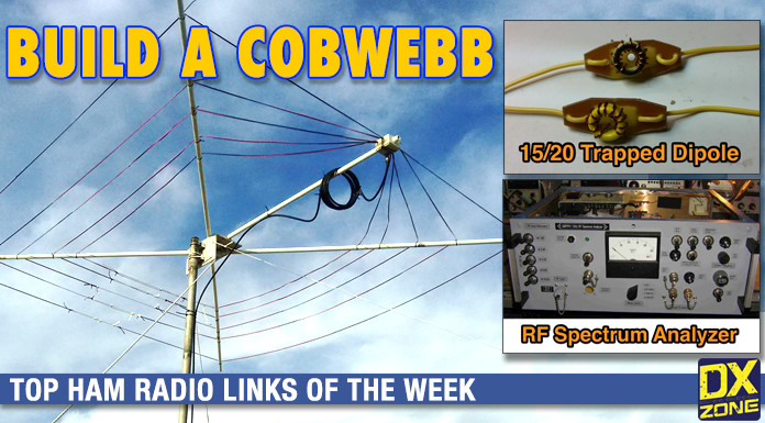 Top Amateur Radio links of the week Issue 1720