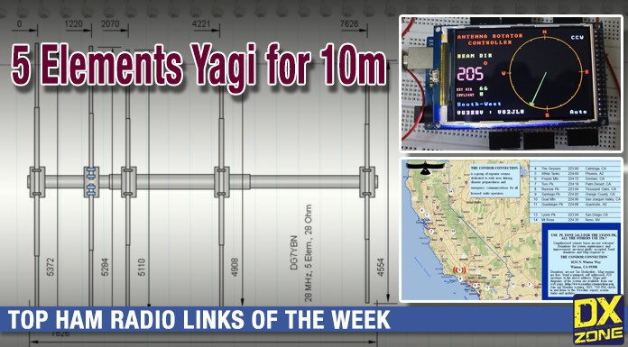 Top Amateur Radio links of the week Issue 1724