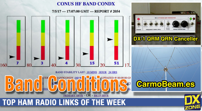 Top Amateur Radio links of the week Issue 1727