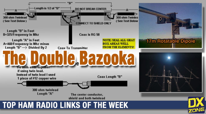 Top Amateur Radio links of the week Issue 1730