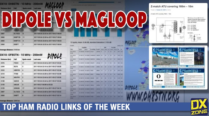 Top Amateur Radio links of the week Issue 1736