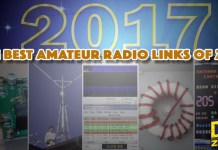 Best Amateur Radio links of 2017