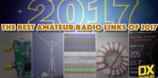 Best Amateur Radio links of 2017