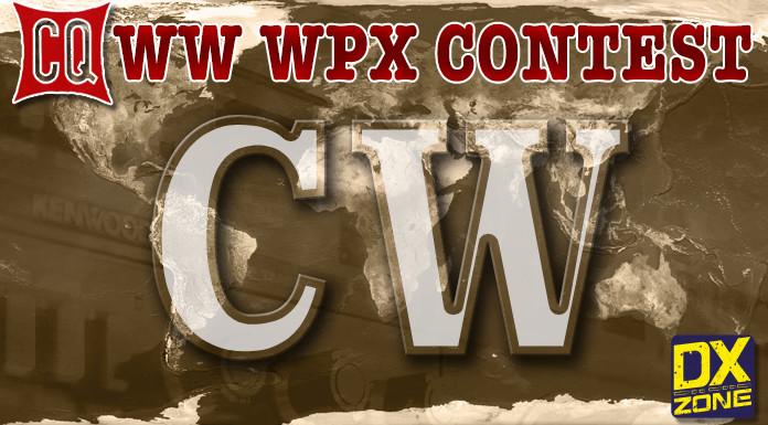 CQ WPX CW 2018 Contest