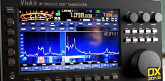 VisAir HF SDR