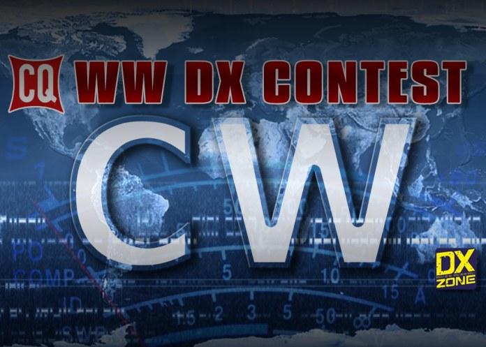 CQ WW DX CW Contest 2018
