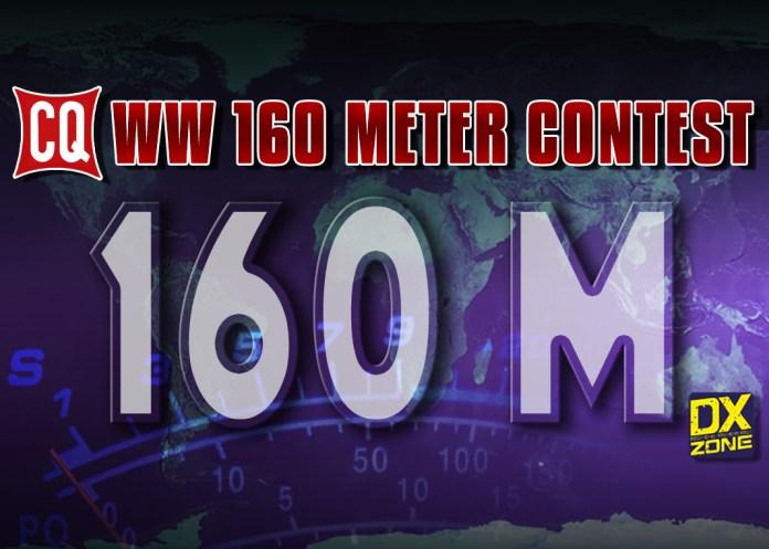 CQ WW 160 Meter Contest