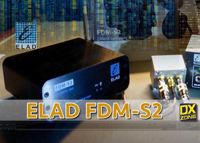 FDM-S2  SDR Receiver by ELAD
