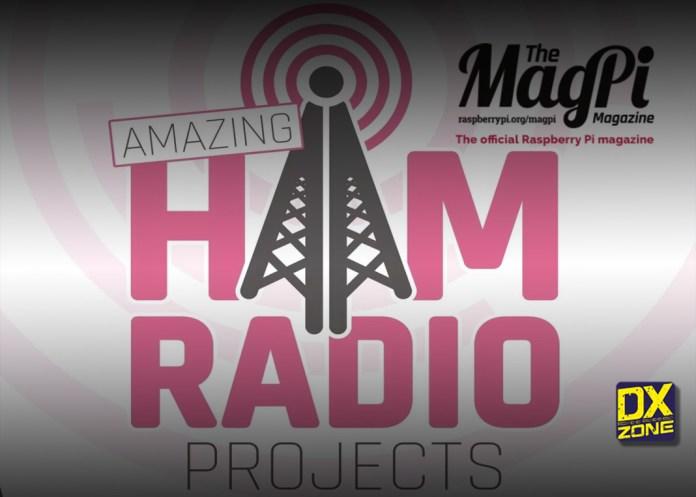 MagPi Magazine Features Amateur Radio