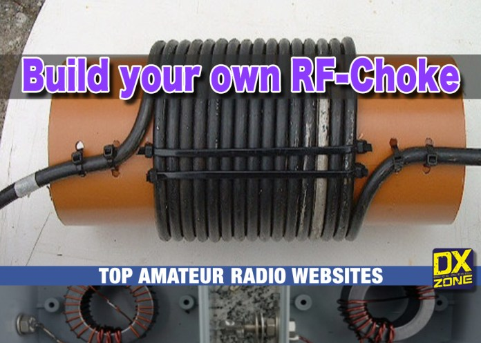 Build your RF Choke