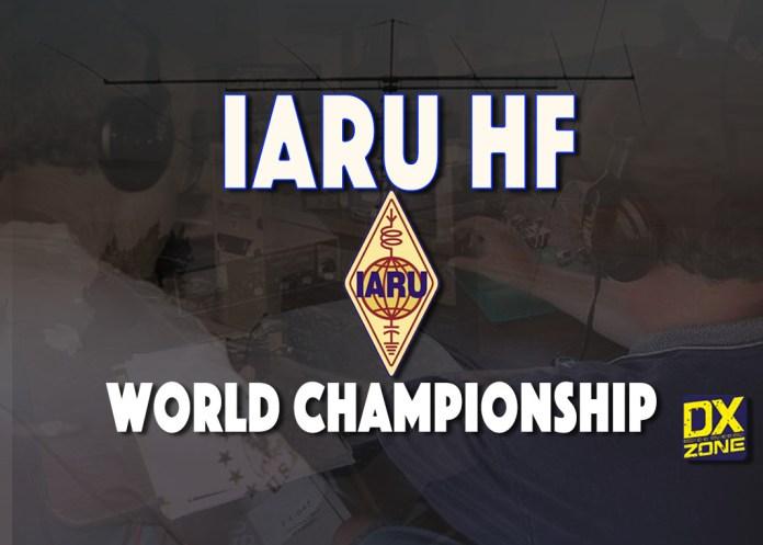IARU HF Championship 2020