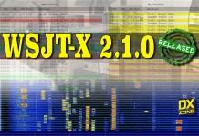 WSJT-X 2.1.0