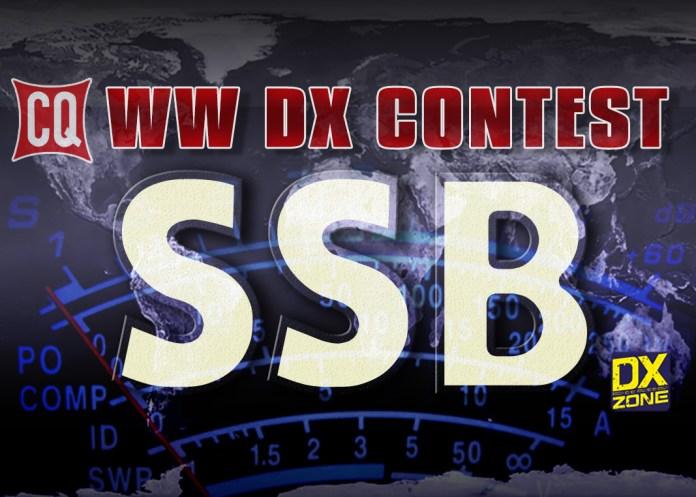 CQ WW SSB 2019