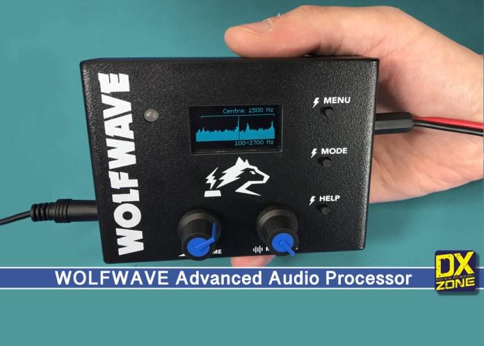 Major Enhancements to the SOTABEAMS WOLFWAVE Advanced Audio Processor
