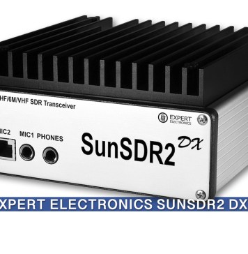 Sun SDR 2 DX transceiver