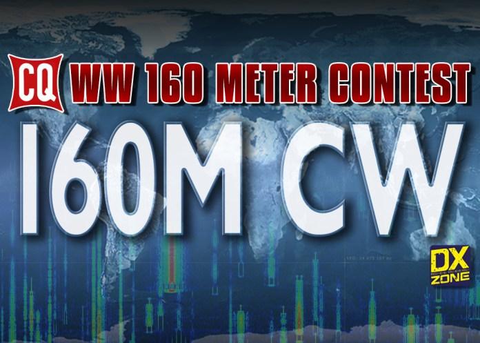 CQ 160 Meter CW Contest