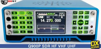 Q900 SDR Radio