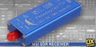 MSI.SDR Receiver