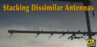 Stacking Dissimilar Yagi Antennas