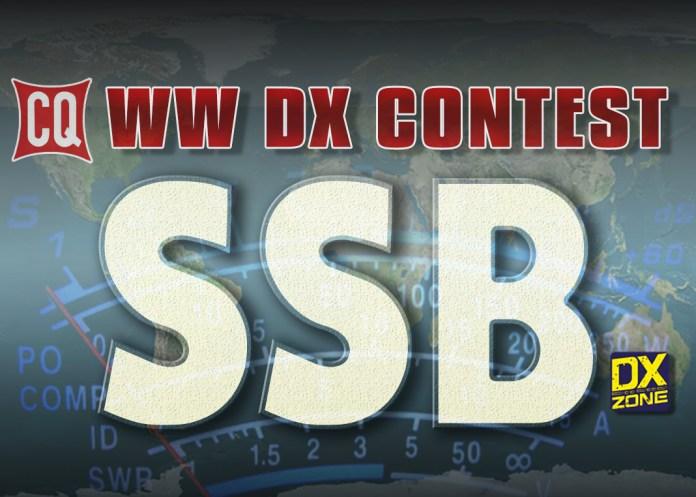 CQ WW DX SSB Contest 2020